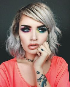"9,971 Likes, 145 Comments - ASH (@atleeeey) on Instagram: ""ok 1 last post w this look. send me questions for my updated 'get to know me' video I'm gonna film…"""
