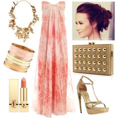"""Beach Formal"" by iodven on Polyvore"