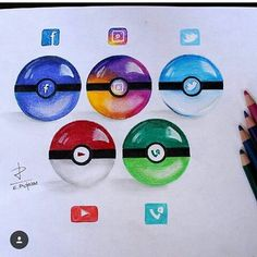 Elements of The Perfect - Art, pokemon , social media - Cute Disney Drawings, Cute Drawings, Pencil Art Drawings, Art Drawings Sketches, Social Media Art, Amazing Drawings, Manga Drawing, Drawing Art, Medium Art