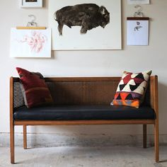 Work — StyleMutt Home - Your Home Decor Resource For All Breeds Of Style Sit Up, Furniture Inspiration, Furniture Projects, Decor Styles, Love Seat, Couch, Design, Home Decor, Settee