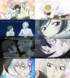 Kamisama kiss Tomoe x Nanami