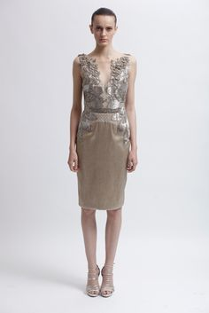 Badgley Mischka Resort 2013 - Collection - Gallery - Style.com