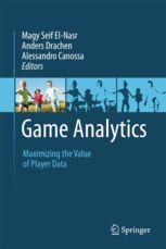 Game Analytics (upcomin' book from gameanalytics.com)