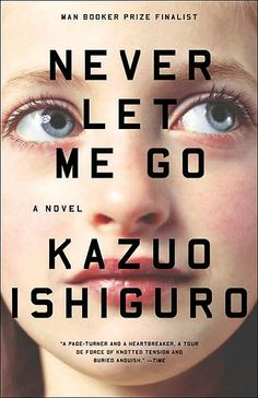 Never Let Me Go by Kazuo Ishiguro - As children, Ruth, Kathy and Tommy, spend their childhood at a seemingly idyllic English boarding school. As they grow into young adults, they find that they have to come to terms with the strength of the love they feel for each other, while preparing themselves for the haunting reality that awaits them. Curious now to see the film adaptation with Keira Knightley, Andrew Garfield, and Carey Mulligan. 3-28-14