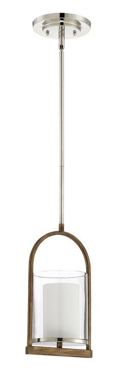 Rohrbaugh 1-Light Drum Pendant