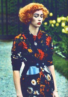 Raquel Zimmerman Vogue.