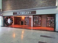 You've read your book from cover to cover while flying to Cape Town, and you don't necessarily want to lug it around any longer. That's where Cape Town International Airport's 'Flybrary' comes in handy.