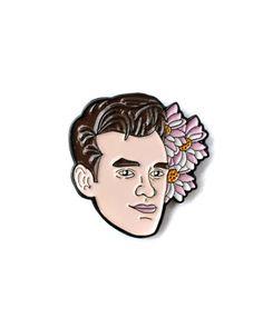 Morrissey Lapel Pin – Strange Ways