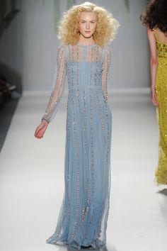Jenny Packham,  Весна-лето 2014, Ready-To-Wear, Нью-Йорк