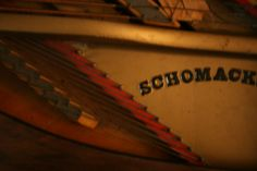 Slifer House Museum Collection - Victorian Schomacker & Co. Piano