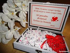 Prezent na Dzień Matki, prezent dla mamy Gifts For Him, Told You So, Gift Wrapping, Christmas, Handmade, Inspiration, Baseball, Friends, Pictures