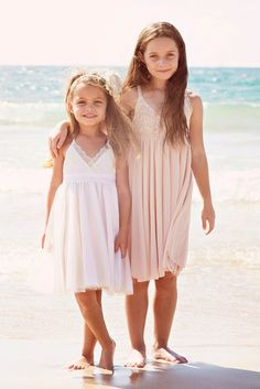 c8450985bb8 Blush Pink Lace and silk tulle dress flower girl Dress