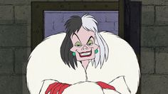 Disney have officially revealed that the new live action movie based on the classic 101 Dalmatians villain, Cruella de Vil, will be released on December Disney Pixar Movies, Disney Villains, 101 Dalmatians Cruella, 101 Dalmations, Cruella Deville, Walt Disney, Cool Cartoons, Disney Animation, Anime