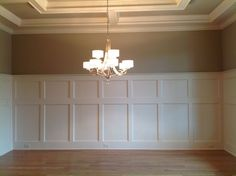 Judges Paneling in Dining Rooms | Dining Room with judges panels