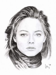 Jodie Foster by itilien Discover The Secrets Of Drawing Realistic Pencil Portrai. - Jodie Foster by itilien Discover The Secrets Of Drawing Realistic Pencil Portraits… pencil-portra - Realistic Pencil Drawings, Pencil Drawing Tutorials, Amazing Drawings, Portrait Au Crayon, Pencil Portrait, Portrait Art, Celebrity Drawings, Celebrity Portraits, Jodie Foster