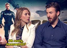 Seriously, he is too adorable. Love that he has a guy crush on Thor.