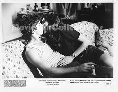 Francis Ford Coppola's Rumble Fish Photo Matt Dillon kiss Diane Lane