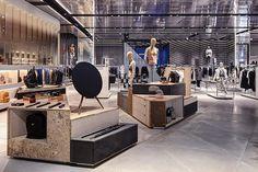 Harvey Nichols store by virgile + partners, Birmingham – UK » Retail Design Blog