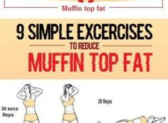 4 Weeks to Fit: Muffin Top Melter