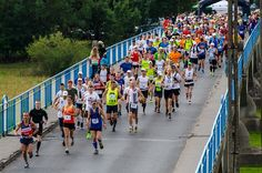Maraton Puszczy Noteckiej 2015