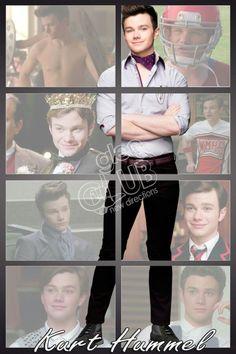 #KurtHummel #Glee #ChrisColfer