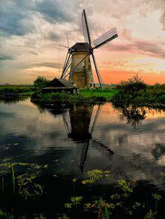 Wind Mill Holland