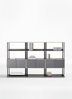 Cabinet Furniture, Metal Furniture, Sofa Furniture, Luxury Furniture, Furniture Design, Shelving Design, Shelving Systems, Interior Design Living Room, Modern Interior