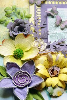 What A Beautiful Mess: Scraps Of Elegance***Delightful***