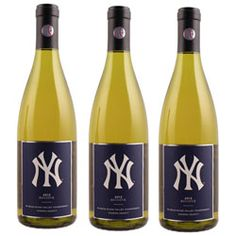 Karen. available at Lisa's. New York Yankees™ Reserve 2012 Russian River Valley Chardonnay (3 Pack)