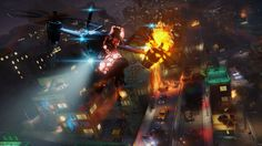 Sunset Overdrive by Multiplayer.it