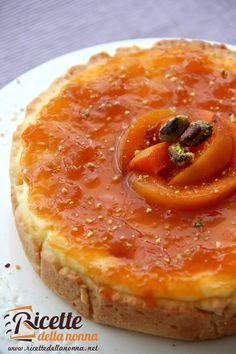 Ricetta cheesecake alle albicocche