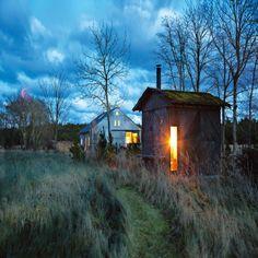 Un loft dans un paradis de nature - Un loft ambiance industrielle, une déco épurée et la nature en toile de fond, c'est le rêve, devenu réalité, d'un couple d'architectes danois.