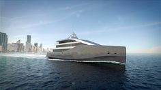 Rolls-Royce has unveiled a new luxury yacht concept design which the company says showcases the advantages of advanced ship intelligence solutions and hybrid propulsion based on LNG fuel and battery power. The new yacht design, known as the Crystal Blue, was unveiled this week during the Global Superyacht Forum (GSF) in Amsterdam. Crystal Blue also …