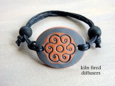 Mens Gift Aromatherapy Essential Oil by KilnFiredDiffusers on Etsy