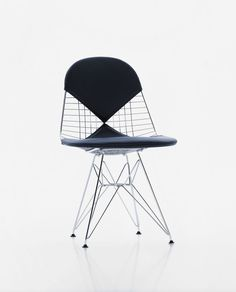 Wire Chair | Designed by, Charles & Ray Eames, 1951