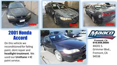 Do your headlights need treatment for this dark weather? Can you relate to this before and after? Honda Vehicles, Dark Weather, Honda Cars, Polish, Vitreous Enamel, Nail Polish, Nail