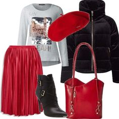 bbe0baf670 Amazon Total look: outfit donna Trendy per serata fuori | Bantoa