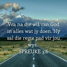 Spreuke God is groot. Niks is onmoontlik vir Hom nie. Bible Verses Quotes, Bible Scriptures, Prayer Quotes, I Love You God, Bible Verses For Women, Afrikaanse Quotes, Bible Prayers, The Secret Book, Prayer Book