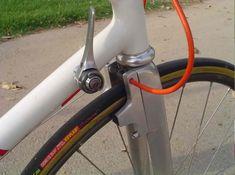 Mike Burrows designed brakes