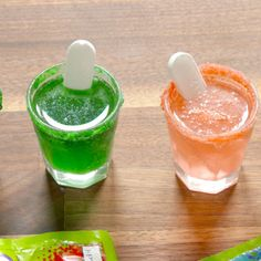 Fun Dip Shots Will Take You and Your Squad Back to the '90s