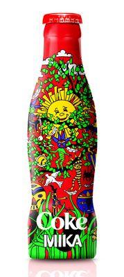 coca cola design Mika