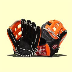 Rawlings GG Gamer XLE Neon Series: GXLE127NO