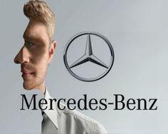 Mercedes Benz. 20 anuncios publicitarios creativos con un toque de ingenio - Puro Marketing