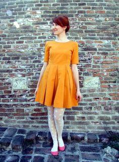 New Girl Jess dress
