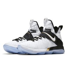 The Nike LeBron 14 BHM releases this Thursday! For a closer look at the entire Nike BHM Collection, tap the link in our bio. #tagforlikes #fresh #instagramanet #sneakerheads