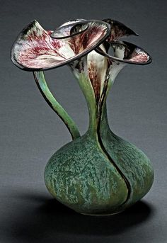 Susan Anderson, Artist, Growth Series, ceramic