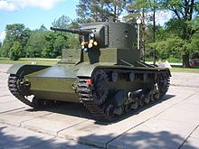 Tanks in the Soviet Union - Wikipedia