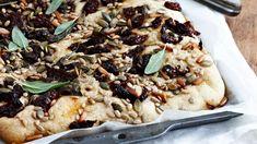 Vegetable Pizza, Meat, Chicken, Baking, Vegetables, Recipes, Food, Bakken, Essen