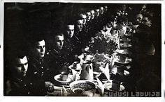 Zudusī Latvija - Melnās kafijas vakars Karaskolā 1938. gada novembrī Objects, Beer, Sweets, Coffee, Root Beer, Kaffee, Ale, Gummi Candy, Candy