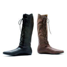 "1"" Renaissance Boot. Mens."